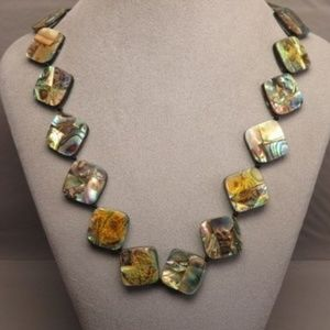 Vintage Incredible Necklace W/14Kt Gold Clasp